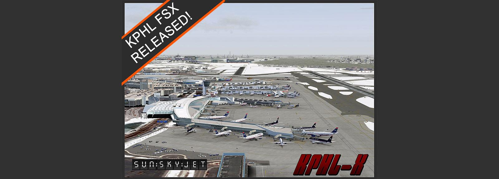 SunSkyJet Studios Betasite – Premier Freeware Sceneries For