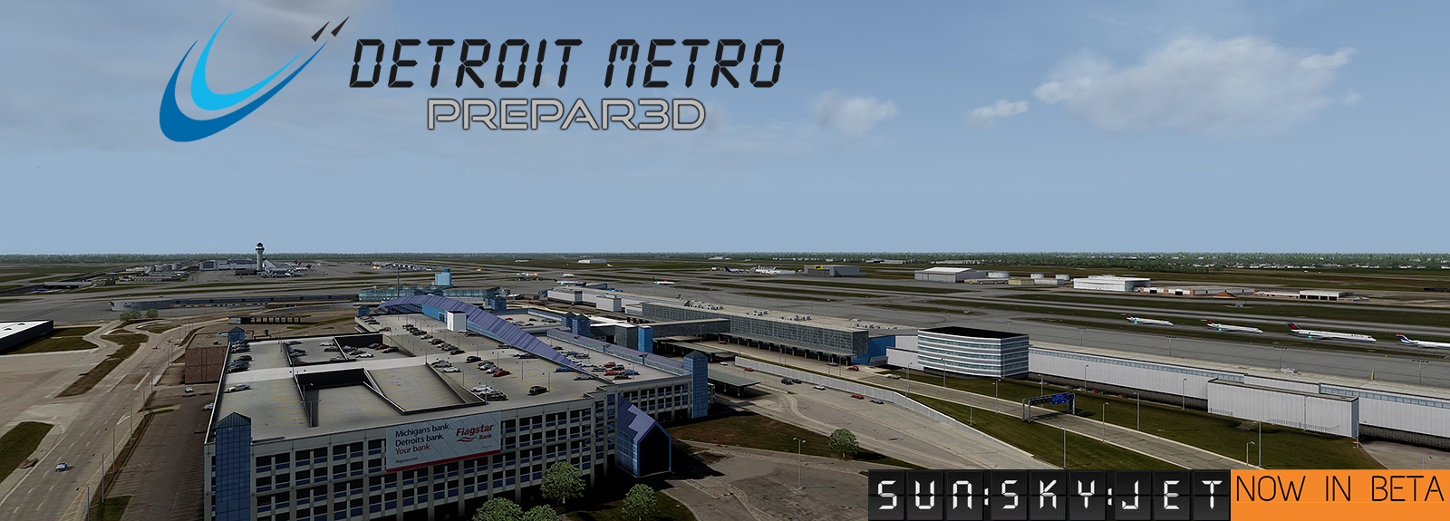 SunSkyJet Studios Betasite – Premier Freeware Sceneries For